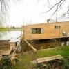 Casa Flotante en Alemania