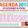 Agenda para el Encuentro Latinoamericano de Diseño 2013