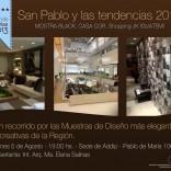 Charla: Tendencias San Pablo 2013
