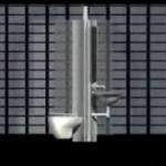 baño mínimo