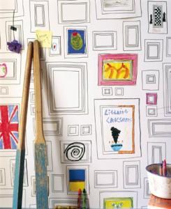 Papel tapiz para pintar