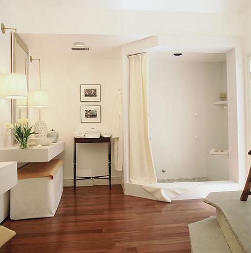 Bambu Baño Feng Shui:Bathroom Shower Design Gallery