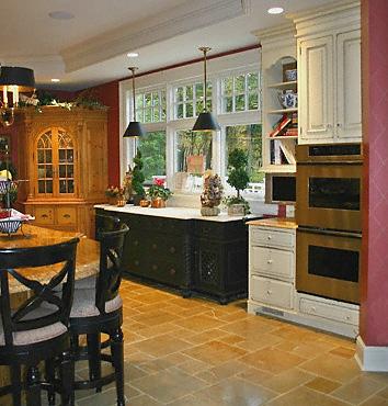 en diseo de cocinas el estilo clsico es el estilo preferido para decorar la cocina es un homenaje a la preparacin de la comida familiar - Cocinas Clasicas