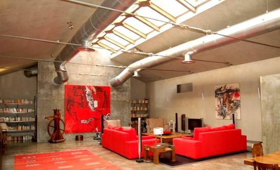 Decoracion Industrial Habitacion ~ Loft Estilo Industrial  Decoraci?n e Interiorismo