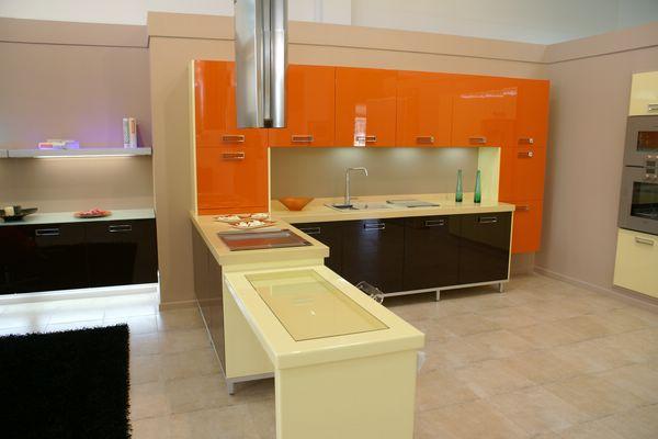 Baño Maria Cocina Definicion:Es buena idea que el color de la cocina se repita en el baño