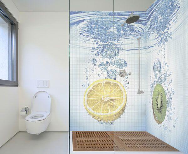 Baños Modernos Revestimientos:Si quieres darle un toque único a tu baño, el diseño que te