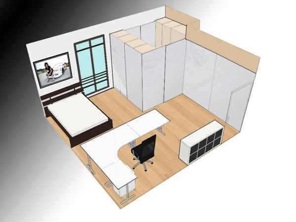 Programas gratuitos de dise o y decoraci n decoraci n e for Programas 3d interiorismo