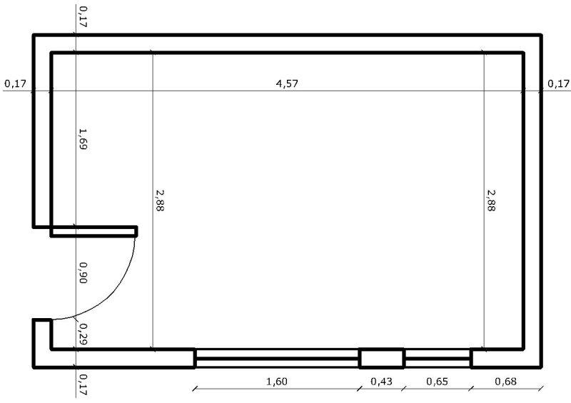 c mo dibujar el plano de una habitaci n decoraci n e