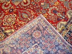 alfombra oriental