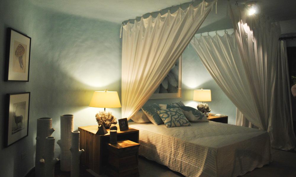 Dormitorio Principal en Casa Cor