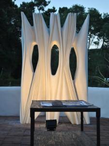 Escultura - Fundación Atchugarry