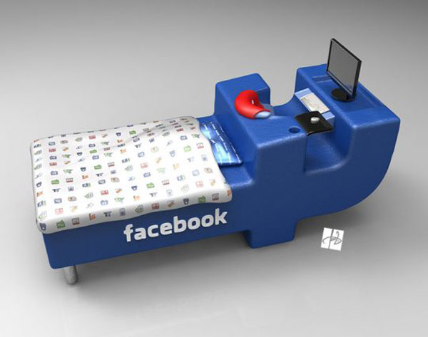 Cama Facebook
