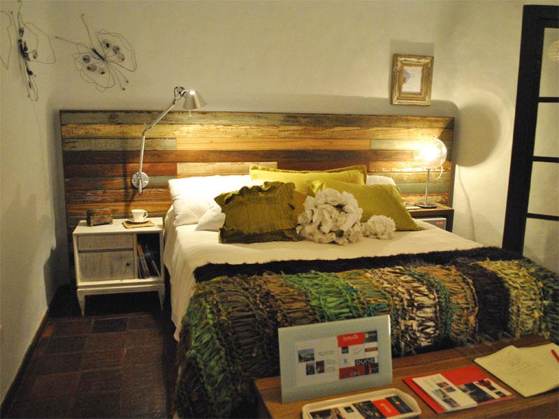 Dormitorio en Casa Cor
