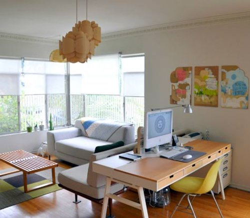 Ideas para la oficina en casa
