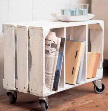 Cajón hecho mueble