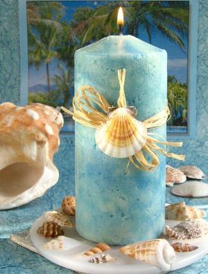 Decorar el ba o con velas decoraci n e interiorismo - Bano con velas ...