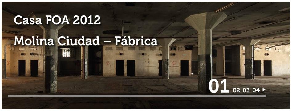 Casa FOA 2012