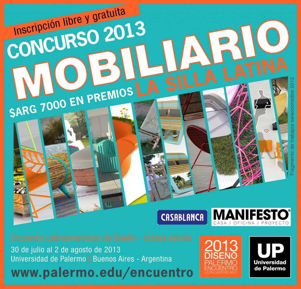 Concurso Mobiliario UP 2013