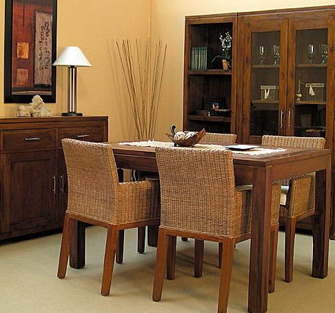 Renueva la imagen del comedor decoraci n e interiorismo for Decoracion de sala comedor de departamento
