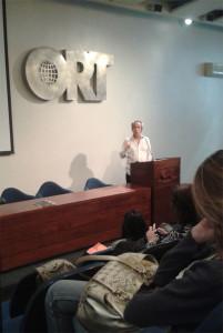 Andres Buencristiano en ORT