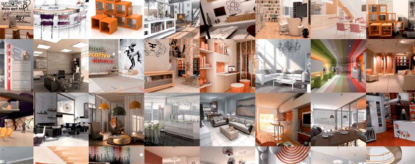 Tecnico en dise o de equipamiento e interiorismo for Diseno arquitectonico e interiorismo