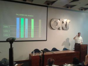 Ricardo Chelle en ORT