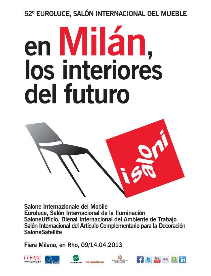 Feria Mueble Milan 2013