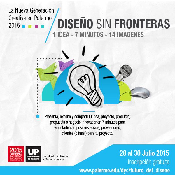 Diseño sin Fronteras - ELD 2015