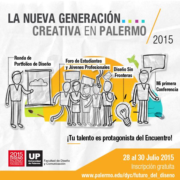 La nueva generación creativa - ELD 2015