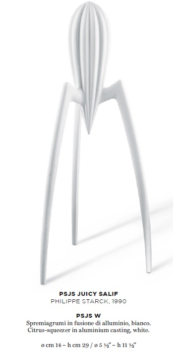 juicy salif - blanco