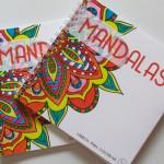Libretas para colorear: Mandalas   Petit.uy