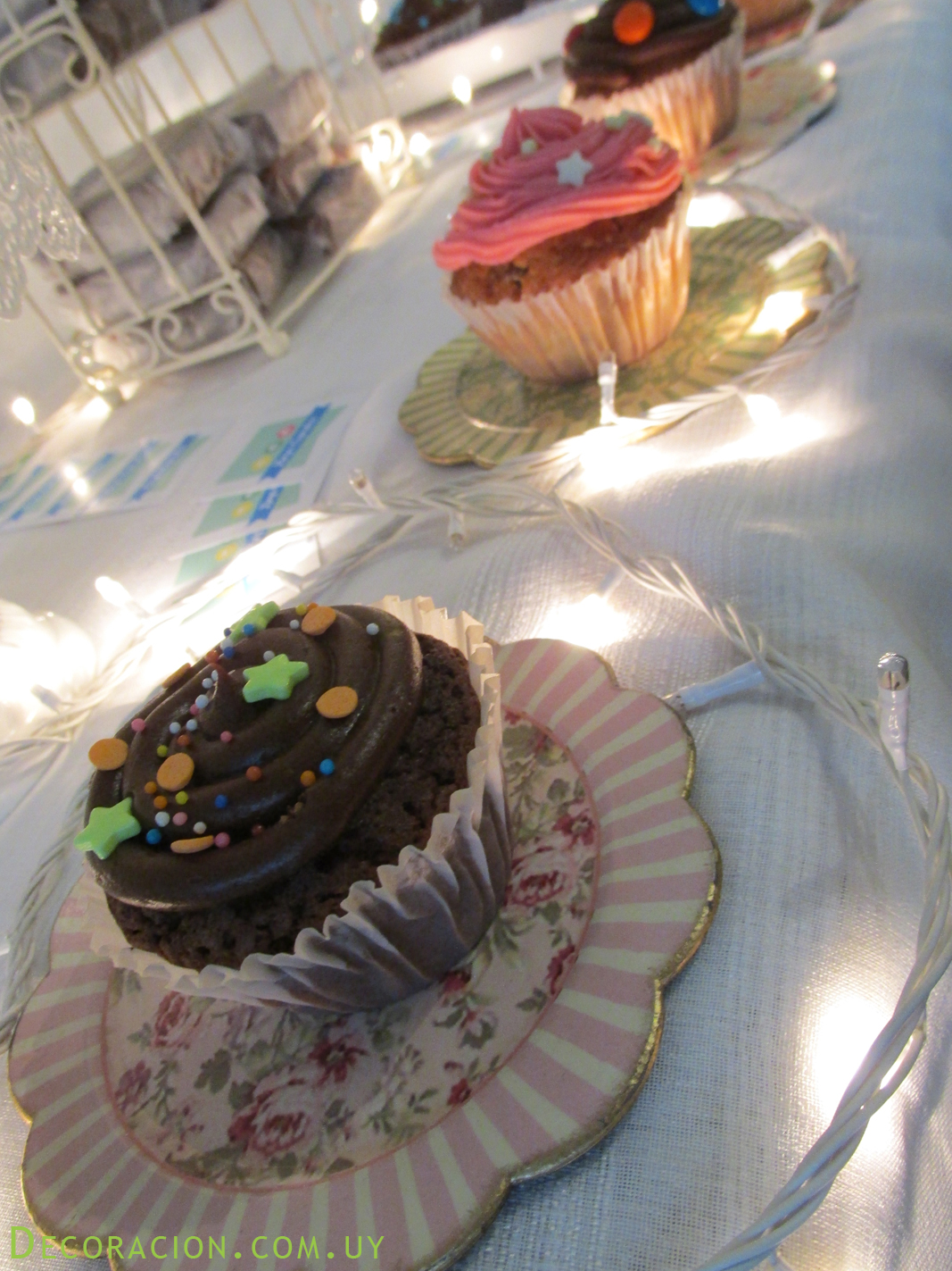 Lucy's Cupcakes | Tienda Abierta | Decoracion.com.uy
