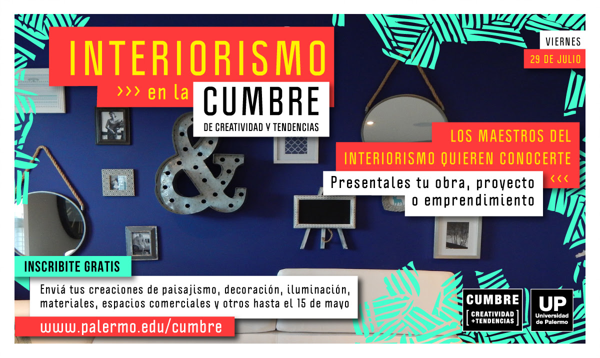 Cumbre de Creatividad y Tendencias - UP