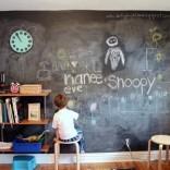 Ideas para decorar las paredes del dormitorio infantil