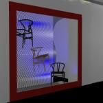 Concurso Vidriera Walmer 2011 – On Stage Azul